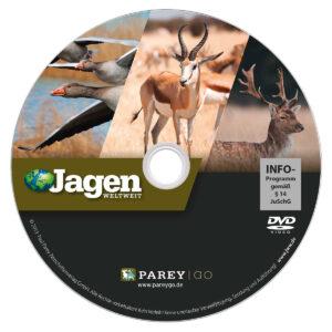 Heft-DVD JAGEN WELTWEIT 2020 im Pareyshop