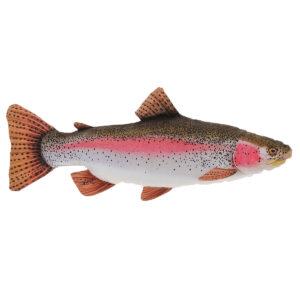 Stoff Regenbogenforelle 58 cm im Pareyshop