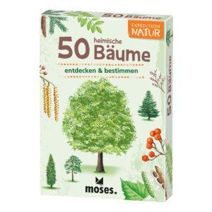 Expedition Natur: 50 heimische Bäume im Pareyshop