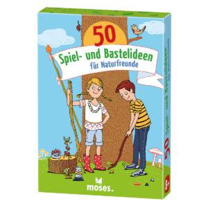 50 Spiel- und Bastelideen für Naturfreunde im Pareyshop
