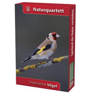 Natur-Quartett Heimische Vögel im Pareyshop