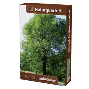 Natur-Quartett Heimische Laubbäume im Pareyshop