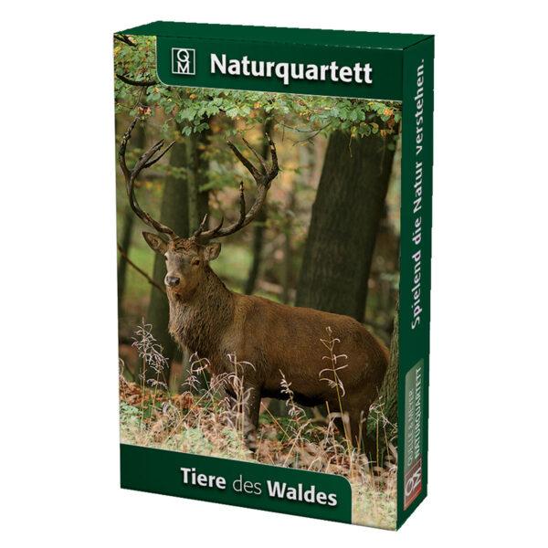 Natur-Quartett Tiere des Waldes im Pareyshop