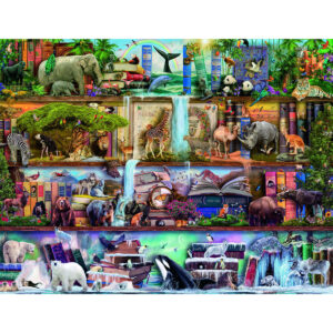 Puzzle: Großartige Tierwelt im Pareyshop