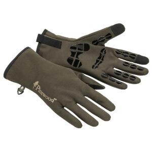 Pinewood Handschuhe Retriever Suede-Braun (241) im Pareyshop