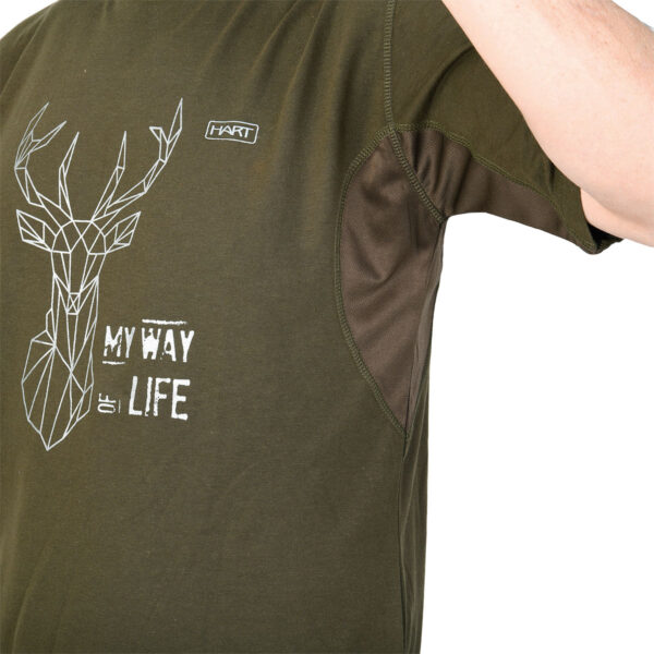 HART Herren T-Shirt Rehbock im Pareyshop