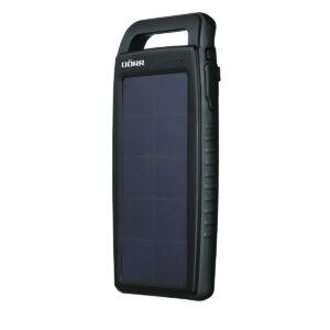 DÖRR Solar Powerbank SC-10000 Schwarz im Pareyshop