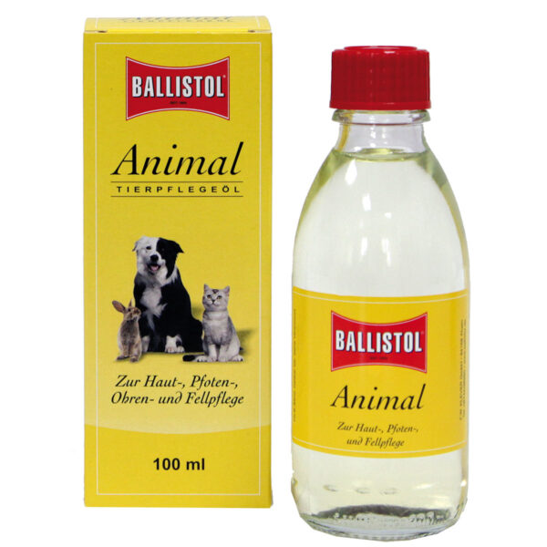 Ballistol Animal Pflegeöl 100 ml im Pareyshop