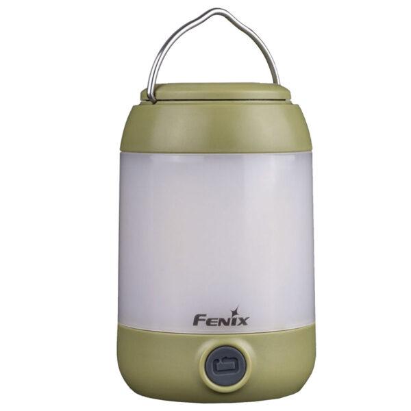 FENIX Zelt- und Campinglampe CL23 Oliv im Pareyshop