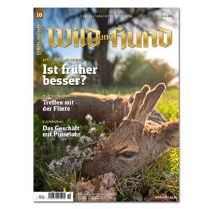 Wild und Hund 2020/10 im Pareyshop