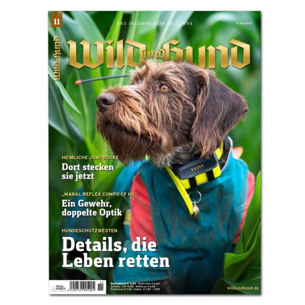 Wild und Hund 2020/11 im Pareyshop