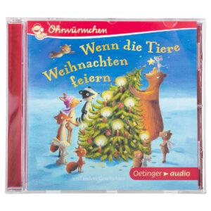 Hörbuch: Wenn die Tiere Weihnachten feiern im Pareyshop