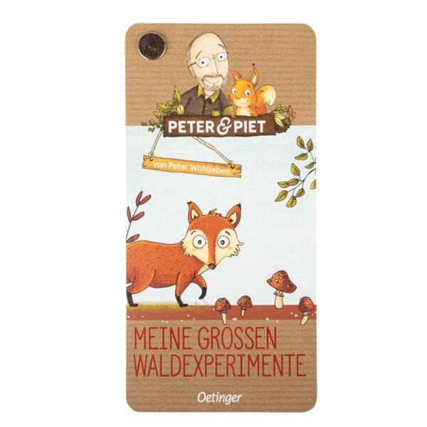 Peter & Piet: Meine großen Waldexperimente im Pareyshop