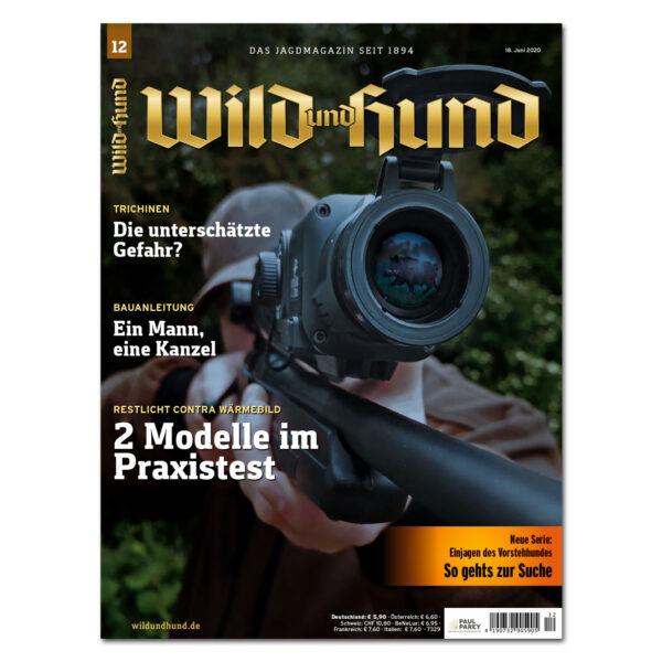 Wild und Hund 2020/12 im Pareyshop