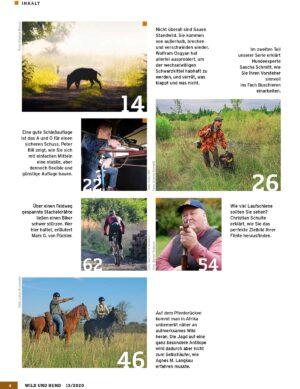 Wild und Hund 2020/13 im Pareyshop
