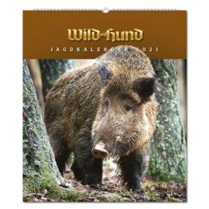 WILD UND HUND Edition: Jagdkalender Wandvariante 2021 im Pareyshop