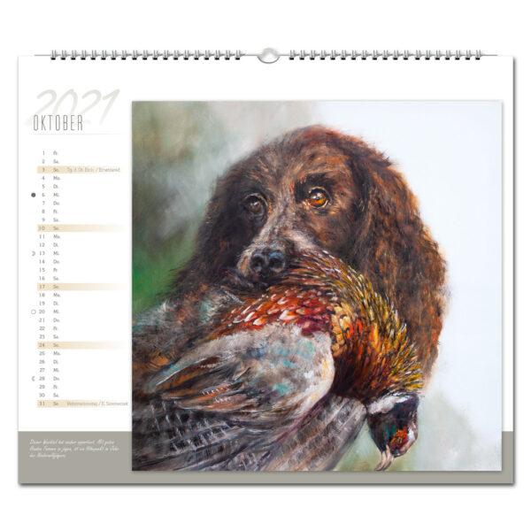 WILD UND HUND Edition: Ward Nijs Kalender 2021 im Pareyshop
