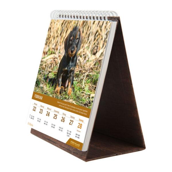 WILD UND HUND Edition: Jagdkalender Tischvariante 2021 im Pareyshop