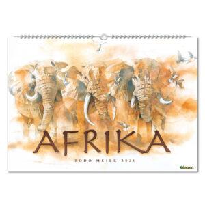 JAGEN WELTWEIT Edition: Bodo Meier Afrika Kalender 2021 im Pareyshop