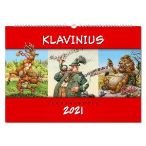DJZ Edition: Klavinius Jagdkalender 2021 im Pareyshop