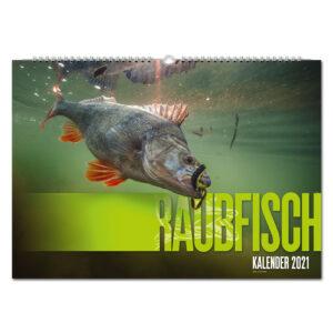 RAUBFISCH Edition: Kalender 2021 im Pareyshop