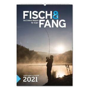 FISCH & FANG Edition: Anglerkalender 2021 im Pareyshop