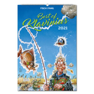 FISCH & FANG Edition: Best of Klavinius Kalender 2021 im Pareyshop