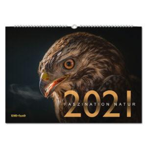 WILD UND HUND Edition: Faszination Natur Kalender 2021 im Pareyshop