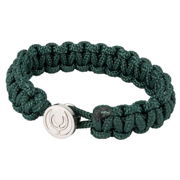 KEYLER Paracord Armband Silber/Rodiniert im Pareyshop