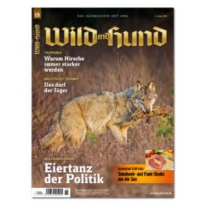 Wild und Hund 2020/15 im Pareyshop