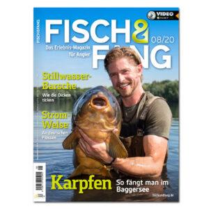 Fisch & Fang 2020/08 im Pareyshop