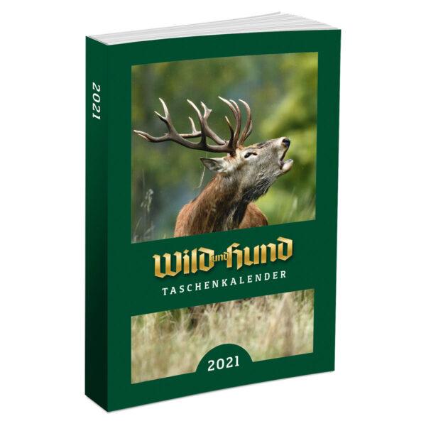 WILD UND HUND Edition: Taschenkalender 2021 im Pareyshop