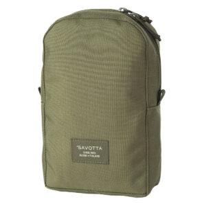 Savotta Tasche Vertical Pouch M Grün im Pareyshop