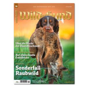 Wild und Hund 2020/16 im Pareyshop