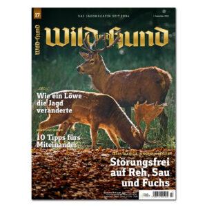 Wild und Hund 2020/17 im Pareyshop