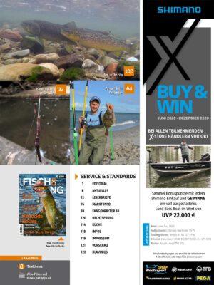 Fisch & Fang 2020/09 im Pareyshop