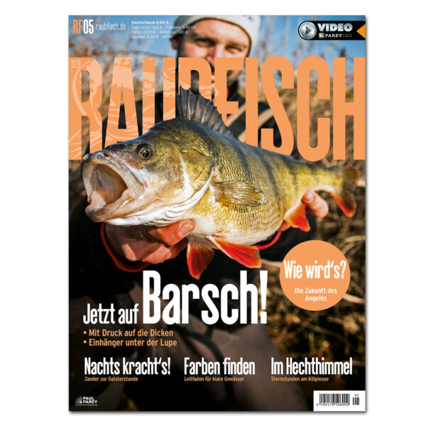 Der Raubfisch 2020/05 im Pareyshop
