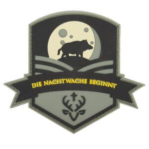 "Jagdstolz Patch ""Nachtwache"" im Pareyshop"