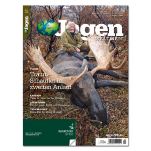 Jagen Weltweit 2020/05 im Pareyshop