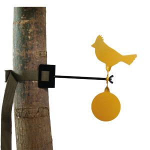 Zielsilhouette Vogel im Pareyshop