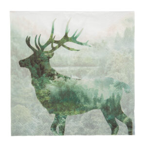 Servietten Magic Deer im Pareyshop