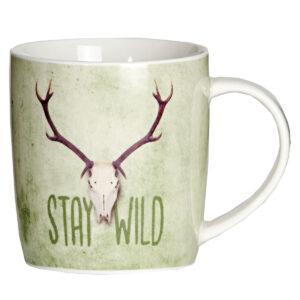Tasse Stay Wild im Pareyshop