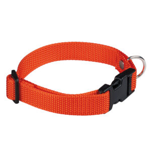 Welpenhalsband orange im Pareyshop