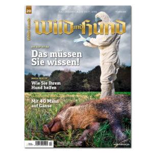 Wild und Hund 2020/20 im Pareyshop