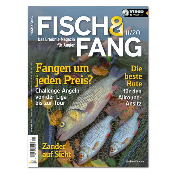 Fisch & Fang 2020/11 im Pareyshop