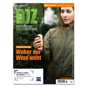 Deutsche Jagdzeitung 2020/11 im Pareyshop