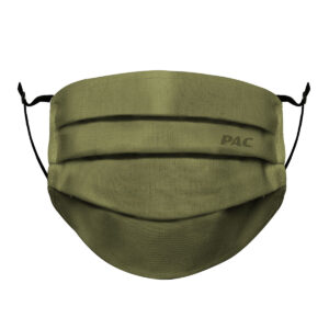 P.A.C. Community Mask 3-Layer + Filter Case - Olive im Pareyshop