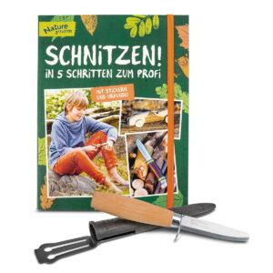 Set: Schnitzen für Kinder im Pareyshop