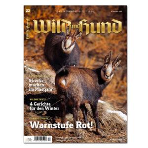 Wild und Hund 2020/22 im Pareyshop