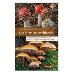 Die Pilze Deutschlands im Pareyshop